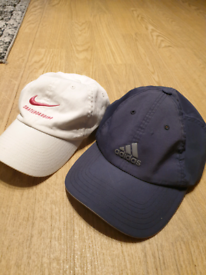 Nike and adidas sports caps for sale