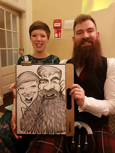 tje the caricature show