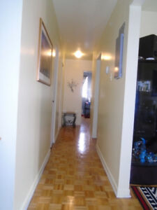 4 1/2 for rent in Laval METRO & GARE CONCORDE