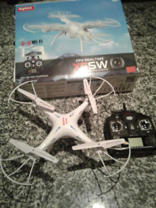 Syma X5SW Dron 4 Channel FPV Real Time Video Quadcopter Christma