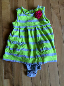 Baby girl clothes, 6-12 months