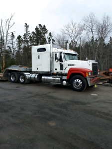 2007 Mack rawhide heavy spec
