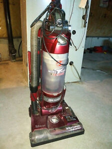 Hoover WindTunnel Cyclonic Upright Bagless Vacuum