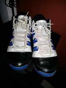 Adidas basketball sneakers like new