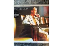 Peter Cox original CD (singer from 80s band Go West)