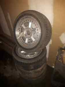 O.z. racing rims and tires