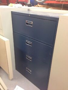 4 Drawer Lateral File Cabinets Avialable West Island Greater Montréal image 6
