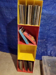 Classic Records with Storage
