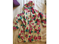 Girls clothing dressing gown tights dresses tops