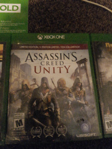 Assasian's Creed Unity - Xbox One