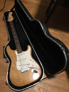 American Fender STRATOCASTER® and Fender Guitar Amplifier
