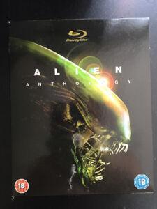 coffret Alien Anthology Blu-ray