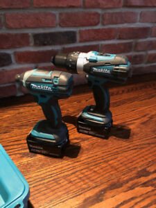 Makita Piece 18V LXT Cordless Combo Kit