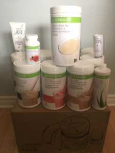 Herbalife Shake and other products Discount Rate 25%