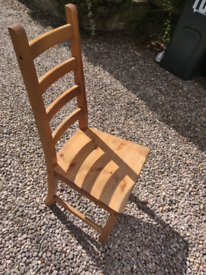 3 ikea dining chairs