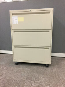 Mobile Lateral Filing Cabinet - Storage on the GO!