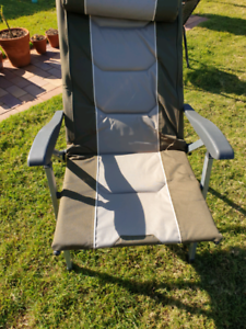 New camping chair