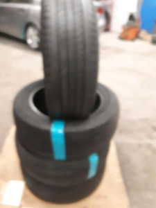 4 tires 205/55/16 MICHELIN