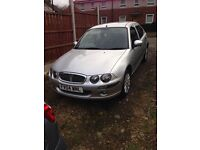 Rover 25 impression 1.4 petrol 29000 miles from new
