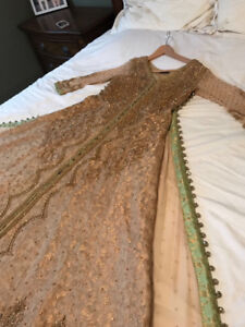 Pakistani/Indian Bridal Gown/Dress/Lengha - Good Price!