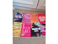 Teen or Pre Teen Book Selection