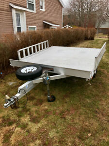 Aluminum Utility/ATV Trailer - mint condition only $2100!
