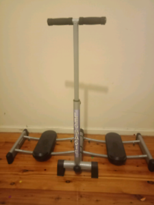 Leg Magic fitness equipment