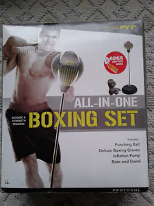 All - In - One Boxing Set