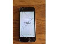 iPhone 5s Spairs or repairs