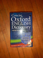 English Dictionary & Books (All 4 for $5)