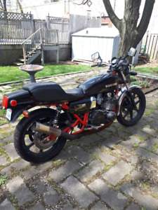 Rare 1979 GS1000 Suzuki for sale - a must see!
