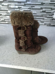Size 13 girls winter boots