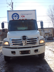 Camion Hino 2008 4.7 litres diezel