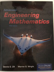 Advanced Engineering Mathematics Textbook *Great Deal!*