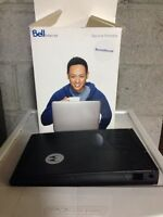 Bell Internet's Portable 3MBPS