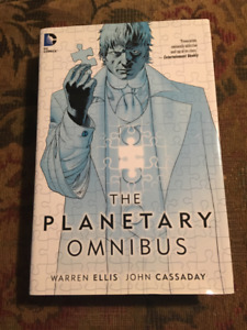 Planetary Graphic Novel - Omnibus Collection