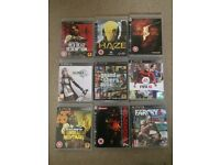 PlayStation 3 games inc GT5