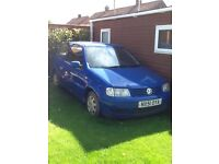 Vw polo breaking all parts available