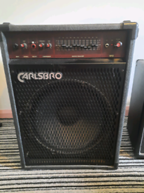 Carlsbro Viper 100w bass Amp