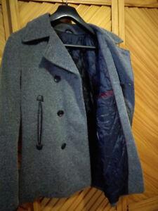 Grey Zara jacket