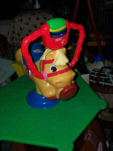 Bounce Spin, Jump Pony by Fisher Price