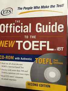 TOEFL iBT London Ontario image 1