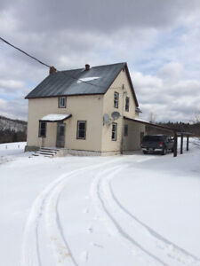Farmhouse for rent in Eganville area