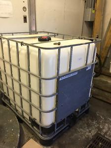 Réservoir 1200 Litres grade alimentaire