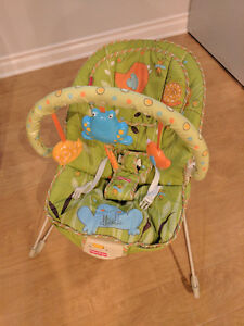 Fisher Price Bouncy Seat Chair Bouncer