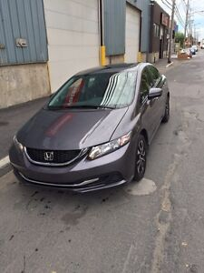 Lease transfer - Honda civic SE 2014