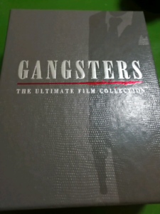 GREAT DVD COLLECTION AMERICAN GANGSTERS 4 CLASSICS SCARFACE