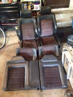 Vw Corrado seats