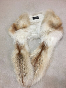 Authentic Fox Fur Stole Windsor Region Ontario image 1