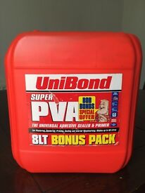 Unibond Super PVA 8 Litres
